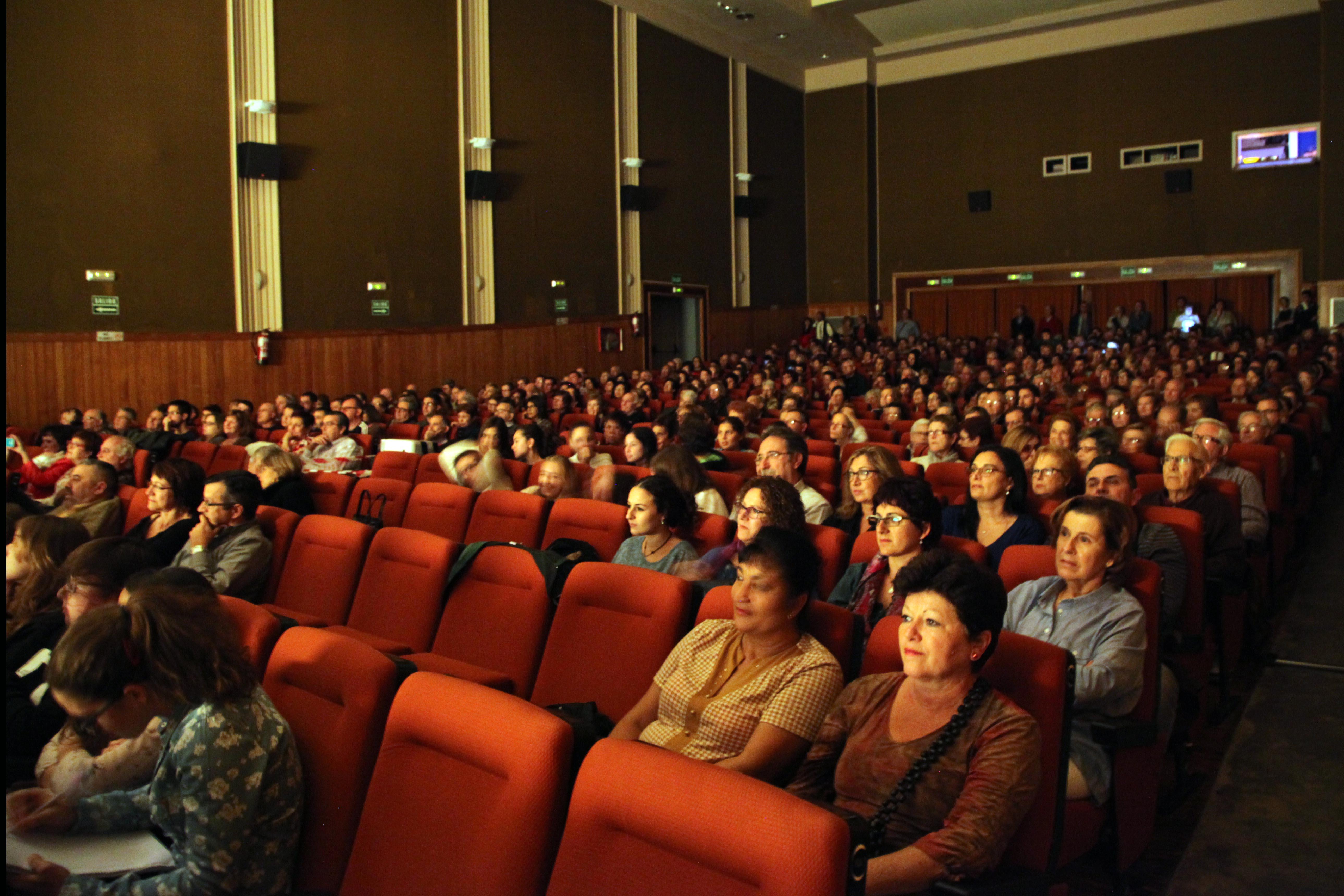 39 funcions i 7.500 espectadors en el primer cicle de projeccions de 'Cap a la terra promesa'
